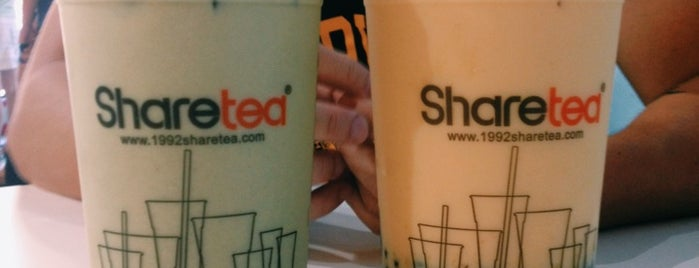 Sharetea is one of Lieux qui ont plu à Sharon.