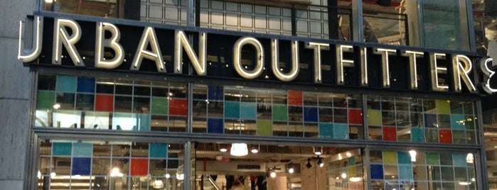 Urban Outfitters is one of Berlin exploration.
