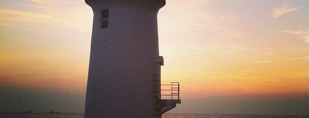 Irago-misaki Lighthouse is one of Visit Nagoya.