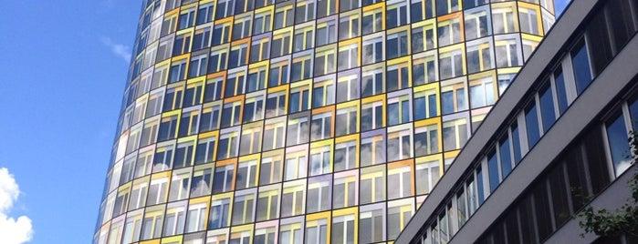 ADAC Zentrale is one of Die lange Nacht der Architektur 2013.