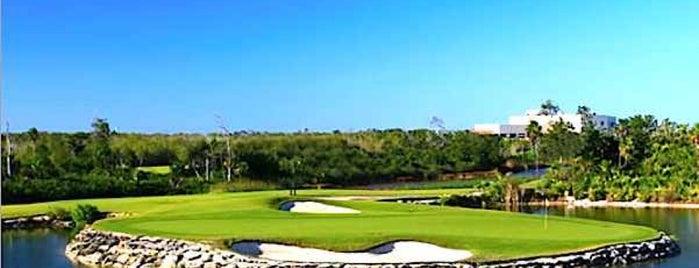 Campo de Golf Playacar is one of Campos de golf.