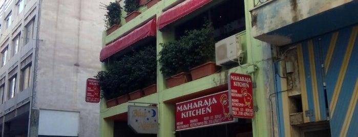 Maharaja Kitchen is one of International Taste.