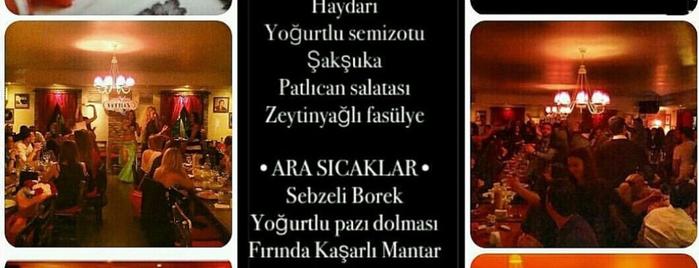 Vitrin Meyhane is one of Fatih'in Beğendiği Mekanlar.