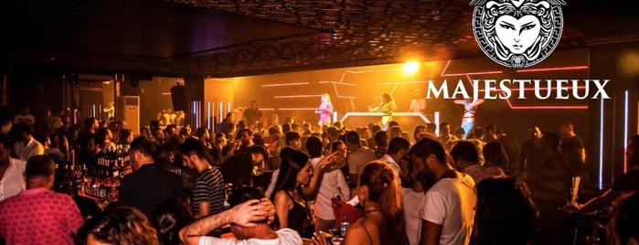 Brasserie Bomonti Ortaköy is one of Bar-Club-Beach Club.