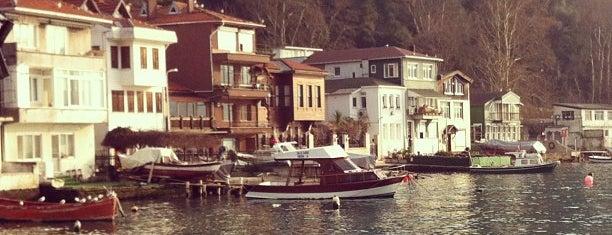 Anadolu Kavağı is one of istanbul gezi listesi.