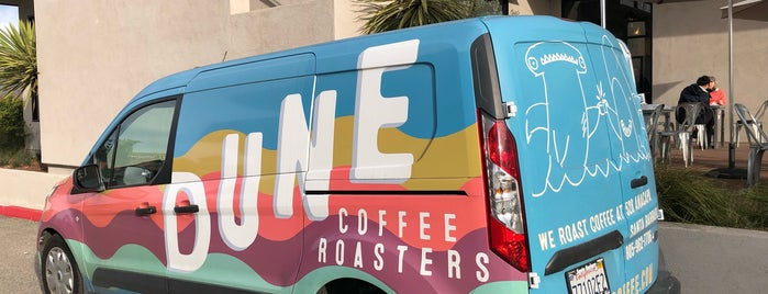 Dune Coffee Roasters is one of SB.