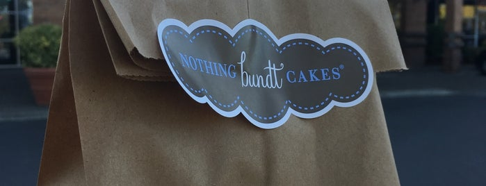 Nothing Bundt Cakes is one of Free Birthday Shit.
