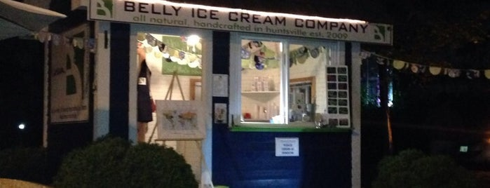 Belly Ice Cream Company is one of Chris's Liked Places.