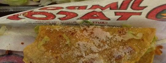 Jimboy's Tacos is one of Sacramento.