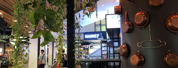 Manner Coffee is one of Gespeicherte Orte von Brunold.