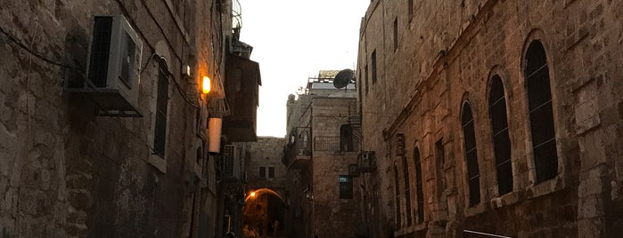 The Muslim Quarter \ רובע מוסלמי \ حارة المسلمين is one of Places to see in October XD.