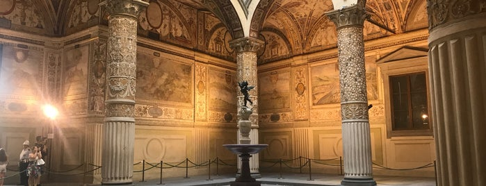 Museo di Palazzo Vecchio is one of Italy.