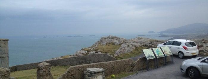 Malin Head is one of (Northern) Ireland.