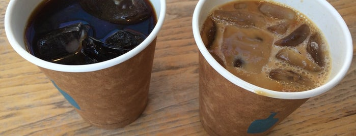 Blue Bottle Coffee is one of The Best Iced Coffee in America?.