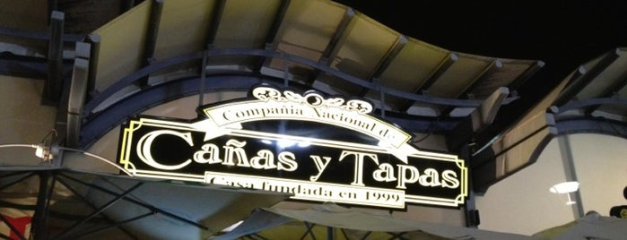 Cañas y Tapas is one of Barcelona.