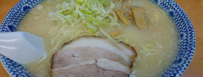 麺家 大勝軒 is one of สถานที่ที่ ジャック ถูกใจ.