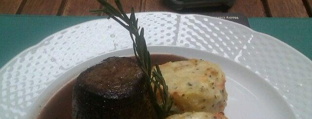 Reštaurácia pri Synagóge is one of Eva'nın Beğendiği Mekanlar.