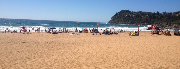 Whale Beach is one of Australia.