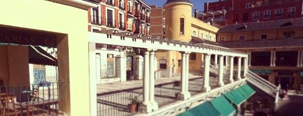 Galerias Piquer is one of Madrid.