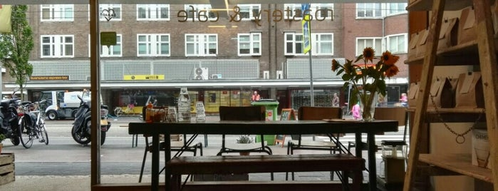 White Label Coffee is one of [To-do] Amsterdam.