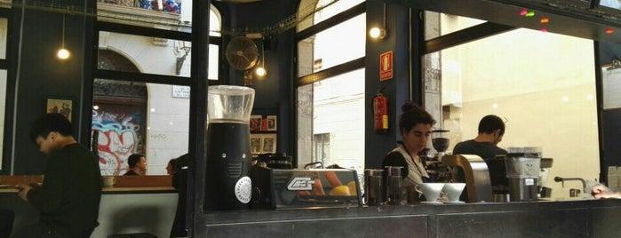 Satan's Coffee is one of Europe 16.