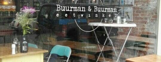 Eetwinkel Buurman & Buurman is one of Diner (Amsterdam).
