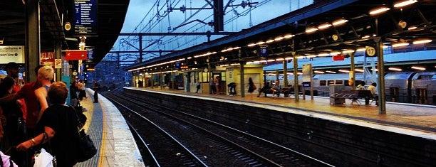 Platforms 16 & 17 is one of Yunus'un Beğendiği Mekanlar.