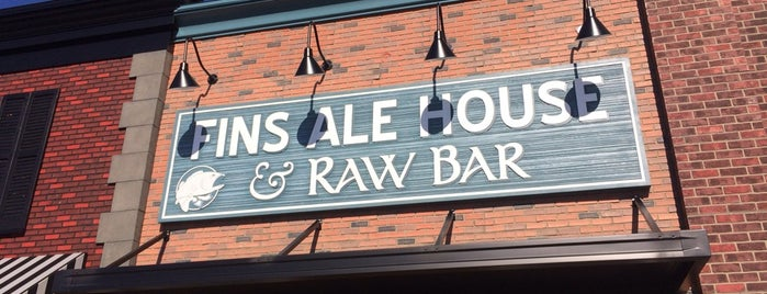 Fins Ale House & Raw Bar is one of Delaware.
