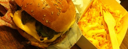 East Side Burgers is one of Burgers in Paris.