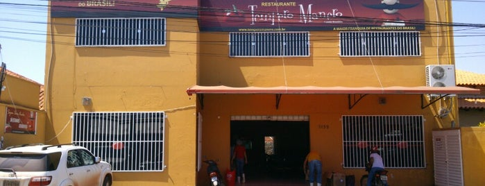 Restaurante Tempero Manero is one of Cuiaba MT.