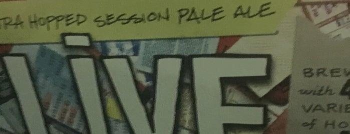 Northside Beer is one of PGH Brews.