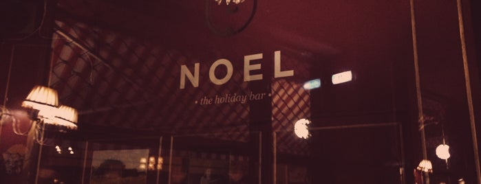 Noel is one of cafe bar.