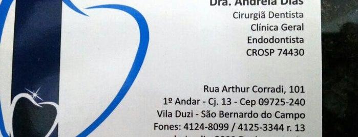 Dentista Dra Andréia Dias is one of Lugares favoritos de Luis.