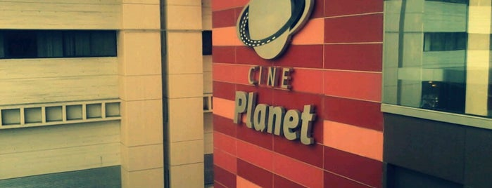 Cineplanet is one of Posti che sono piaciuti a Julio D..