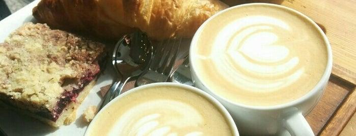 EMA espresso bar is one of สถานที่ที่ Rafa ถูกใจ.