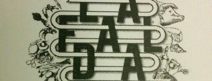 La Falda is one of สถานที่ที่ Rafa ถูกใจ.