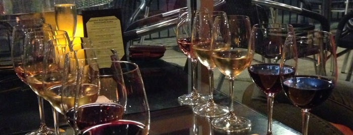 The Wine Loft is one of Dayton's Best Wine Bars.