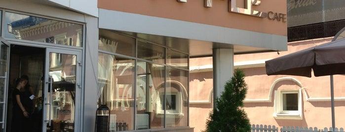 Apple DJ Cafe is one of Lugares guardados de Олег Барынкин.