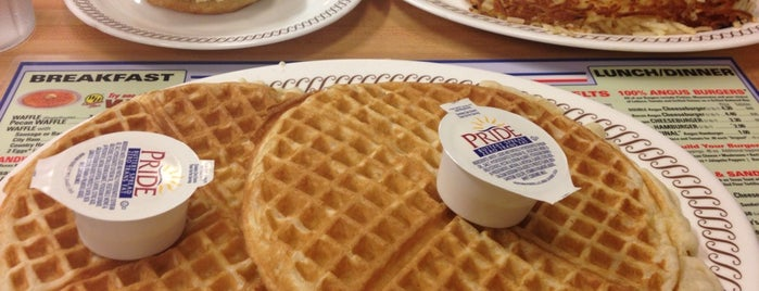 Waffle House is one of USA 5.