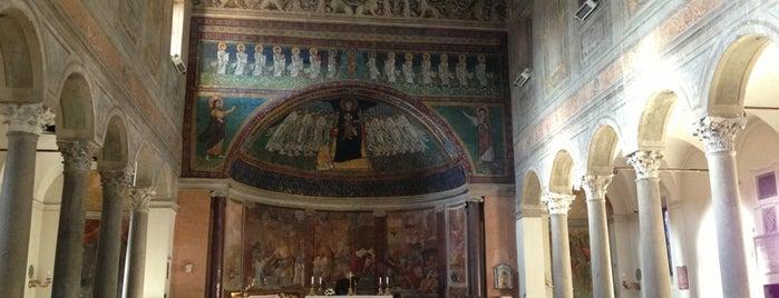 Basilica di Santa Maria in Domnica is one of Rome / Roma.