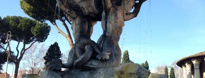 Fontana dei Tritoni (Bizzaccheri) is one of Supova in Roma.
