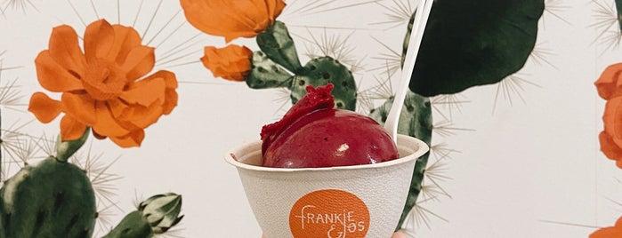Frankie & Jo's is one of Lieux qui ont plu à Cusp25.