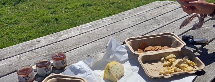 Samish Bay Cheese is one of Seattle.