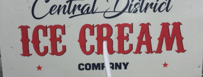 Central District Ice Cream is one of Seattle (take your time).