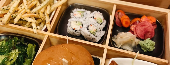 Katsu Burger is one of Seattle.