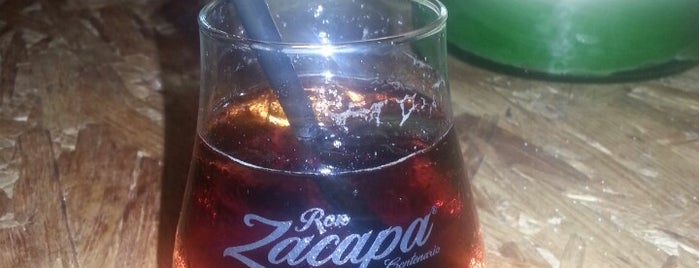 Zacapa Room is one of Buena comida y maaas....