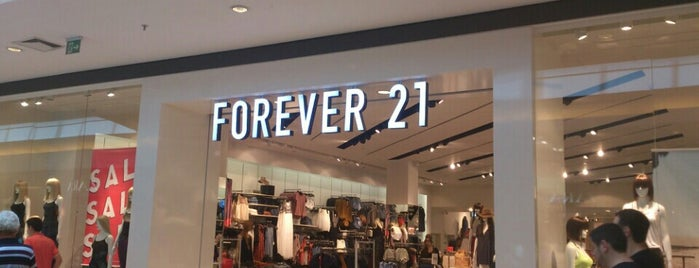 Forever 21 is one of RS.