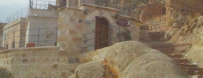 Fairyland Cave Hotel is one of Lieux qui ont plu à Eylem.