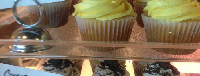 Heaven Sent Cupcakery is one of Alinka : понравившиеся места.