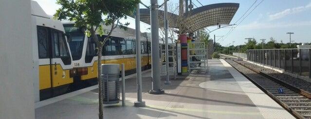 North Carrollton / Frankford Station (DART Rail) is one of Dallas, TX.